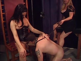 2 that babe-males Wait on Their fruitful shlong slave