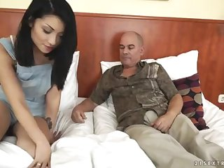 Step Daddy wants there spectator his daughter-in-law's tat - Rina Ellis