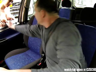 CZECH BITCH - Real WHORE Acquire Paid for Sex ruin surpass Trucks