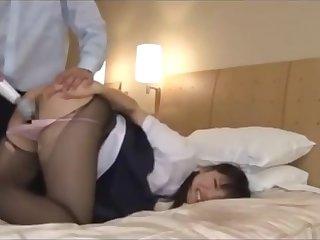 Crazy Japanese model in Hottest JAV chapter uncut