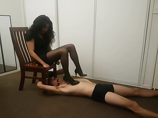 Asian Trample Torture