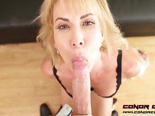 Erica Lauren - maturel lady POV sexual connection