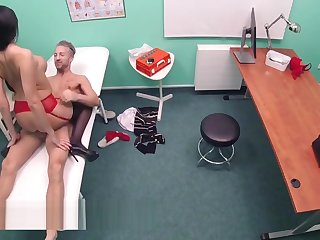 Naughty wife loves anal fuck wide of best side