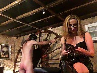 More Fun With Spanky bdsm vassalage slave femdom possession