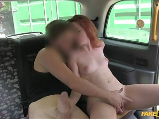 Assisting Out a Spanish Redhead