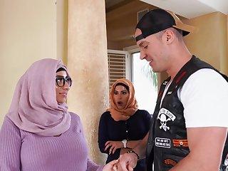 Arab women market garden man's penis roughly first threesome
