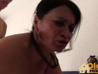 Lezzie grandma act best porn