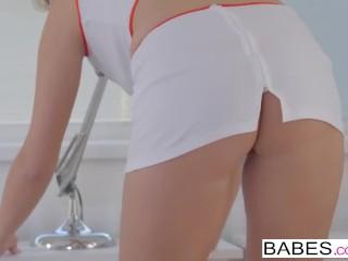 Fancy rectal - nasty nurse Nikky desire takes it less her takings porntube